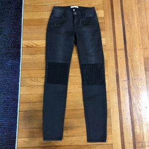 DEX JEANS With leather patch!
